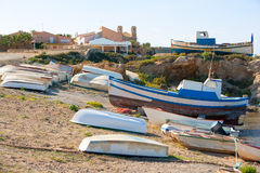 Tabarca island in Alicante Valencian Community Stock Photos