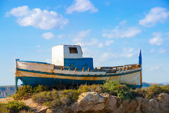 Tabarca island in Alicante Valencian Community Stock Images