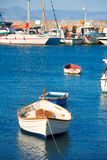 Tabarca island in Alicante Valencian Community Royalty Free Stock Photos