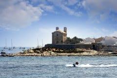 Tabarca island Stock Photography