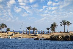 Tabarca Island In Spain Stock Images