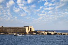 Tabarca island in Spain Royalty Free Stock Images