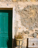 Tabarca Island streets in Alicante Stock Images