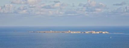 Tabarca island Royalty Free Stock Photography