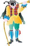 tabarrino маски Стоковая Фотография