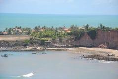 Tabatinga strand Arkivbild