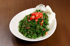 Tabbouleh Photographie stock