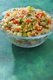 Tabbouleh (Arabian salad) Stock Photo