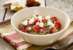 Tabbouleh Royalty Free Stock Photography