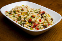 Tabbouleh. Middle Eastern salad  Tabbouleh studio shot Royalty Free Stock Photography
