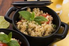 Tabbouleh Quinoa Stock Photos
