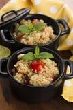 Tabbouleh Quinoa Royalty Free Stock Photo