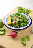 Tabbouleh salad. Royalty Free Stock Images