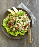 Tabbouleh salad Stock Photo