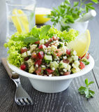 Tabbouleh salad Royalty Free Stock Image