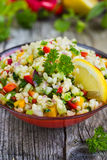 Tabbouleh salad Stock Photography
