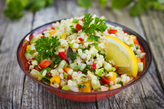 Tabbouleh salad Stock Images