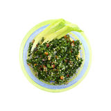 Tabbouleh Salad, Lebanon Stock Photo
