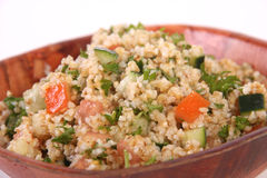 Tabbouleh Stock Photo