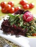 Tabbouleh Salat Stockbild
