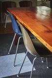 Tabe и стулья Стоковое Изображение RF