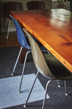 Tabe and chairs Royalty Free Stock Image