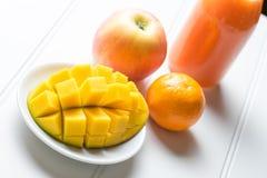 tabela świeżych owoców Zdjęcie Royalty Free