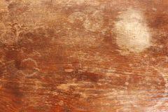 Tabela da madeira do vintage Fotografia de Stock
