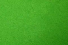 Tabela de associação verde Textured Fotografia de Stock