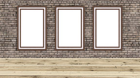 Tabela de madeira da prancha para o produto gráfico do suporte, o design de interiores ou a exposição da montagem seu produto com ilustração royalty free