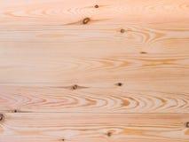 Tabela de madeira da textura do larício imagem de stock royalty free