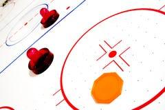 Tabela do hóquei do ar Foto de Stock