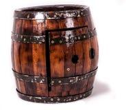 Tabela do tambor do carvalho Imagens de Stock Royalty Free