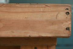 tabela drewna Zdjęcie Stock