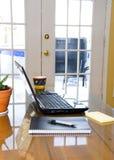 tabela laptopa Zdjęcia Royalty Free