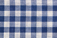 tabela tkaniny Obrazy Stock