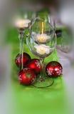 tabela uroczyście świąteczne Fotografia Royalty Free