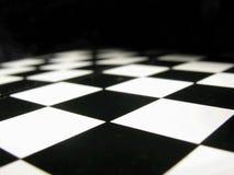 tabela w szachy Zdjęcie Royalty Free