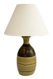 tabela współczesnej lampy Obrazy Stock