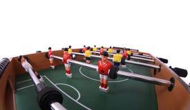 Tabele o futebol Imagem de Stock Royalty Free