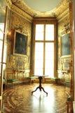 Tabell av Versailles i den kungliga slotten i Warszawa Arkivbild