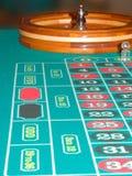 Tabella 2 delle roulette Fotografia Stock Libera da Diritti