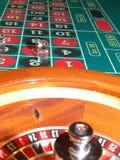 Tabella 6 delle roulette Immagine Stock