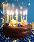 Tabella celebratoria Fotografia Stock