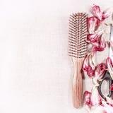 Tabella di Bathroom immagine stock