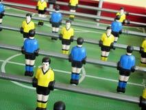 Tabella di calcio Fotografie Stock