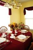Tabella di cucina Fotografia Stock