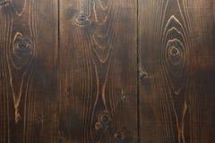 Tabella di legno Fotografia Stock Libera da Diritti