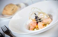 Tabella gastronomica Fotografia Stock