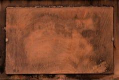 Tabella vuota Fotografia Stock